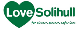 Love Solihull logo