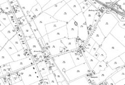 1904 map of Balsall Common click to see bigger map